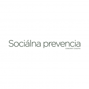 Časopis Sociálna prevencia