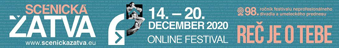 98. ročník festivalu Scénická žatva – online