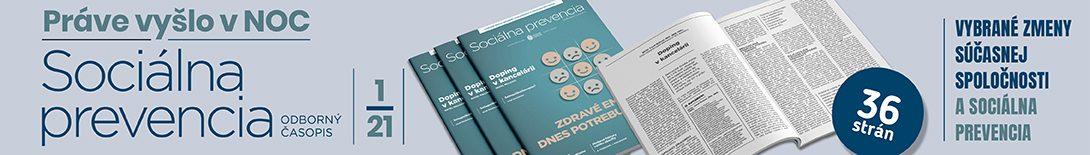 Sociálna prevencia 1/2021